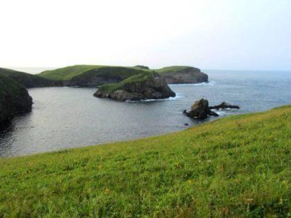 Остров Итуруп – восхождение на вулкан Атсонупури (1205м)