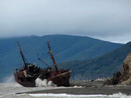 Полуостров Шмидта. Северная красота острова Сахалин