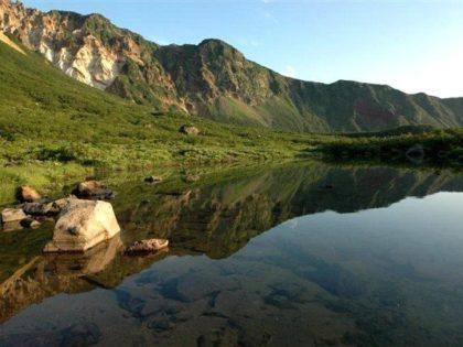 Озеро Буда — там, где живет тишина. Итуруп.